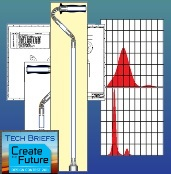 Flex Cane, Low Impact Cane - NASA Tech Briefs, Create the Future Contest 2011, Entry Applicant